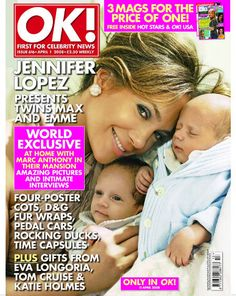 OK Magazine:  FREE for One Year! That's right, you can sign up now for a FREE one year digital subscription to OK Magazine!  That is 52 issues of the magazine absolutely free! http://ifreesamples.com/ok-magazine-free-for-one-year/