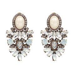 Crystal Stud Earrings wildcitizen.com