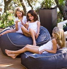 Coast New Zealand Marine Bean outdoor Beanbag and ottoman Outdoor Bean Bag, Bean Bag Sofa, Outdoor Landscaping, Outdoor Areas, Kid Spaces, The Great Outdoors, Good To Know, New Zealand, Children
