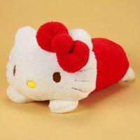 kitty long pillow