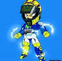 Valentino Rossi Logo, Gp Moto, Biker Love, Weed Art, Biker Quotes, Vr46, Bike Art, Cartoon Images, Motocross