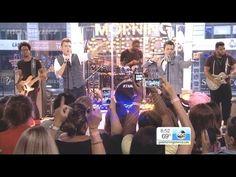 [HD] Nick Carter & Jordan Knight - One More Time - GMA 9-2-14