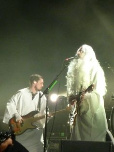 My Morning Jacket, Voodoo Fest, 2010, New Orleans