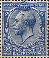 Great Britain 1924 King George V Head SG 422 Fine Mint Scott 191 Other British Commonwealth Stamps HERE!