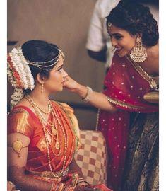 28 new Ideas dress indian bride sister Bride Sister, Sister Wedding, Hair Wedding, Wedding Dresses, Saree Wedding, Dream Wedding, Magical Wedding, Wedding Outfits, Wedding Bride