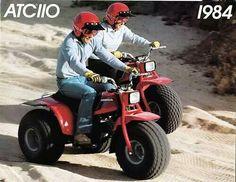 1984, ATC 110cc