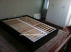 Ikea Malm Storage Bed 402.498.76 Assembled In Washington DC By Furniture  Assembly Experts