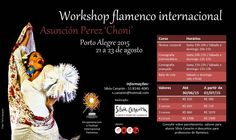 El Cajón Flamenco: Inscrições para workshop flamenco internacional co...