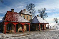 Kastellet in Copenhagen.