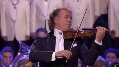 "André Rieu - ""Silent Night"" - André Rieu performing ""Silent Night"". Taken from the DVD ""Home for Christmas""."