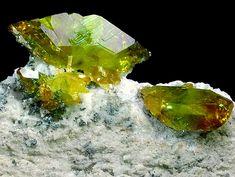 Titanite. Untersulzbach valley, Hohe Tauern, Salzburg, Austria Photo Anton Watzl