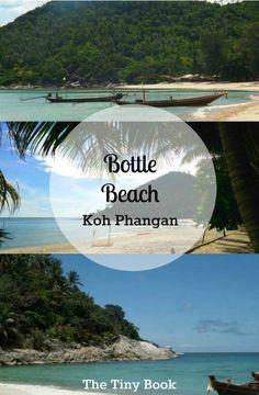 Bottle Beach, quiet area. Koh Phangan. Thailand.