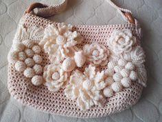 Japanese translastion... gorgeous for ideas crochet bag