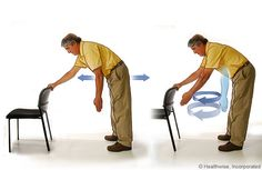 O Guia do Fisioterapeuta: Exercícios Pendulares de Codman