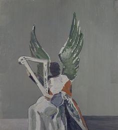 Luc Tuymans - Angel (1992)