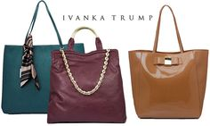 Gorgeous and vegan-friendly, this assortment of handbags from Ivanka Trump brings true elegance to the most essential everyday accessory. There are four styles to choose from: the Blair Shopper, the Julia Satchel, the Grace Top Handle Shopper, and the Julia Tote. Available in a variety of beautiful hues and made of animal friendly faux leather, these vegan handbags have an utterly luxe look! On sale now for 62-72% off on Chictreat.com!