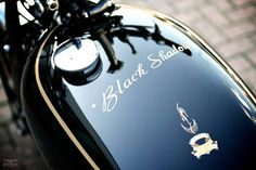Black Shadow Series-D Vincent Motorcycles 4