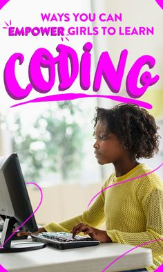 Here are some initial steps you can take to meaningfully advocate for getting girls into computer science in your own community