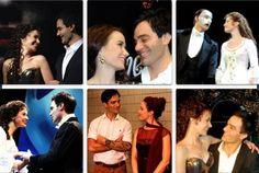 """""""He's one of my best friends in this life...it's great to have someone to play with in this life and he's one if those people."""" -Sierra Boggess"""