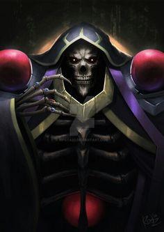 Ruler of Death Momonga