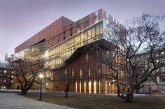 Barnard College Diana Center, NYC by Weiss Manfredi