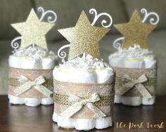 Twinkle Twinkle Baby Shower Centerpiece Twinkle by ThePoshToosh