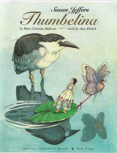 Susan Jeffers' Illustrations for 'Thumbelina' - Quora