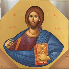 Jesus Christ Pantocrator Whispers of an Immortalist: Icons of Our Lord Jesus Christ 2 Byzantine Icons, Byzantine Art, Religious Icons, Religious Art, Christ Pantocrator, Roman Church, Orthodox Icons, Sacred Art, Jesus Christ