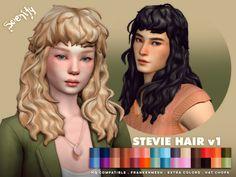 Sims 4 Mods Clothes, Sims 4 Clothing, Sims Mods, Sims 4 Cc Packs, Sims 4 Mm Cc, Maxis, Sims Stories, Mod Hair, Sims 4 Blog