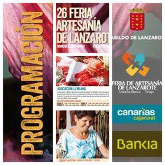 Feria Artesanía de Lanzarote 2014