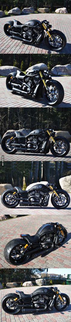 Custom Harley Davidson V Rod. Want. Need. Must have. - LGMSports.com