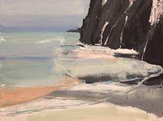 Lisa Ballard, Ballintoy cliff