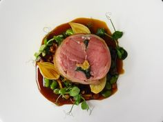 saddle of lamb - The ChefsTalk Project