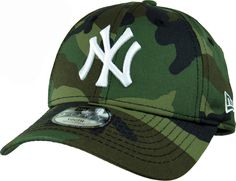 new product e1e9c 802ac New Era 940 League Essential Kids Baseball Cap - Camo (Ages 2 - 10 yea
