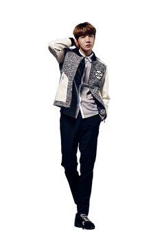 BTS For Smart School Uniform [160823]