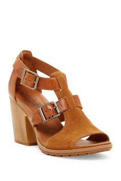 Timberland - Strafford Double Buckle Sandal at Nordstrom Rack