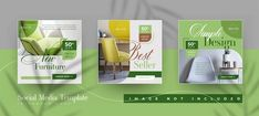 YusufSangdes | Freepik Social Media Template, Social Media Design, Banners, Sale Flyer, Instagram Post Template, Sale Promotion, Design Inspiration, Templates, Instagram Posts