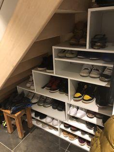 Shoe Rack, Home, Shoe Closet, Shoe Racks, Shoe Cupboard, Haus, Homes, Houses, At Home