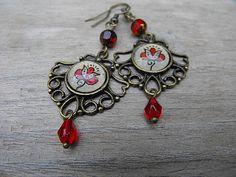 hungarian design earring Culture, Eastern Europe, Hungary, Bracelet Watch, History, My Style, Bracelets, Earrings, Accessories