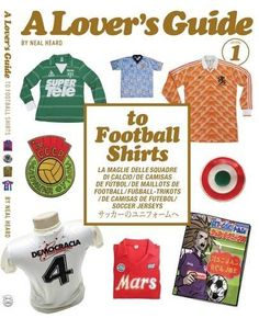 Available on Amazon now - A Lover's Guide to Football Shirts by Neal Heard https://www.amazon.co.uk/dp/099547740X/ref=cm_sw_r_pi_dp_yzMyxbHXQC6BB