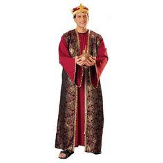 Three Wise Men Gaspar Costume Adult Standard
