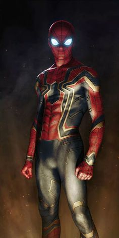 The Spider Man The Avengers Marvel Series All Photo Collection From Avengers Endgame And marvel infinity war by WAOFAM. Ms Marvel, Marvel Comics, Marvel Heroes, Marvel Art, Iron Spider Costume, Iron Spider Suit, The Avengers, Tony Stark, Deadpool