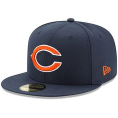 finest selection 3f27e 73915 59fifty Hats, Fitted Caps, Chicago Bears Gear, New Era Hats, Nfl Gear