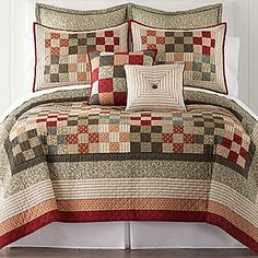 jcp | Home Expressions™ Arlington Quilt