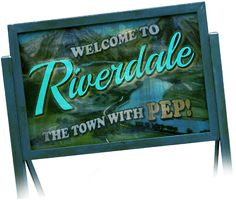 The Official Tumblr of Riverdale on The CW - Welcome to a town where everything is perfect, but...