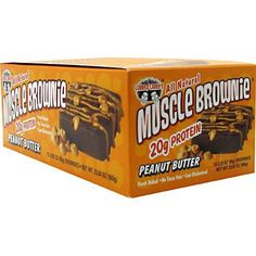 Product review for Lenny & Larry's Muscle Brownies - Peanut Butter - Box of 12 - 2.82 oz. (80g) each -  Reviews of Lenny & Larry's Muscle Brownies – Peanut Butter – Box of 12 – 2.82 oz. (80g) each. Buy Lenny & Larry's Muscle Brownies – Peanut Butter – Box of 12 – 2.82 oz. (80g) each on ✓ FREE SHIPPING on qualified orders. Buy online at BestsellerOutlets Products Reviews website.  -  http://www.bestselleroutlet.net