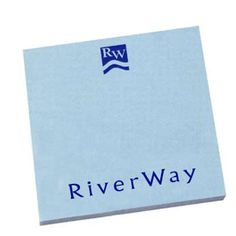 Promotional Products - 2 3/4 x 3 10 Sheet Post-It(R) Notes. (Customized with your brand or logo)