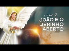 Bíblia Fácil Apocalipse - João e o Livrinho Aberto - YouTube