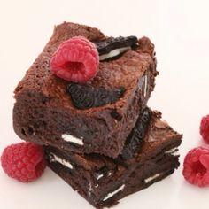 raspberry oreo cake