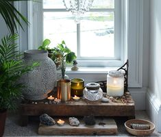 20 Fabulous Feng Shui Altar Photos, Get Inspired!: Nature's Peace and Serenity